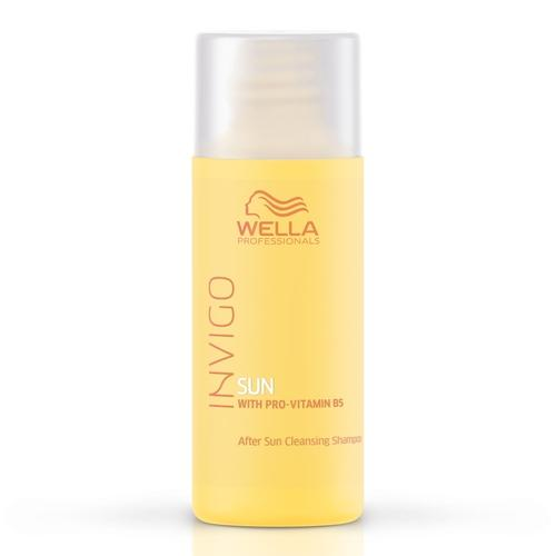 Wella Professionals Invigo Sun After Sun Cleasing Shampoo 50ml-Μαλλιά-Wella Professionals-IKONOMAKIS