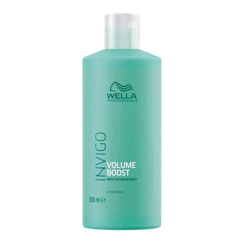 Wella Professionals Invigo Volume Boost Crystal Mask 500ml-Μαλλιά-Wella Professionals-IKONOMAKIS