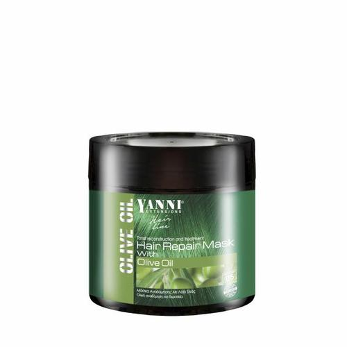 Yanni Olive Oil Mask 500ml-Μαλλιά-YANNI-IKONOMAKIS