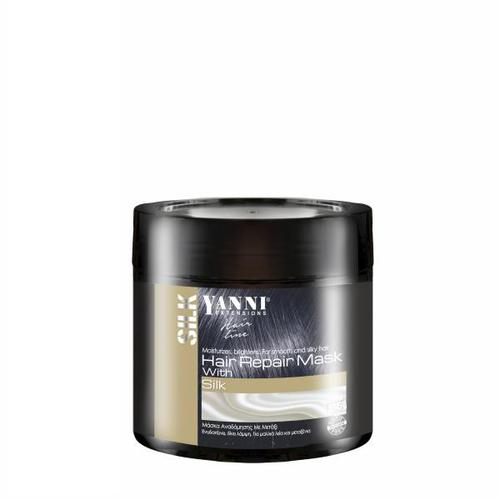 Yanni Silk Mask 500ml-Μαλλιά-YANNI-IKONOMAKIS