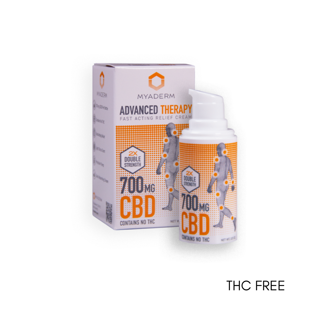 Double Strength CBD Cream