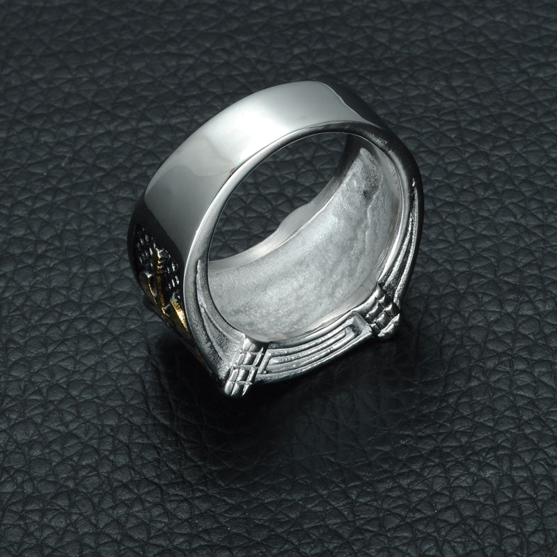 Ertugrul Kayi Ring - Ottoman Empire Jewelry