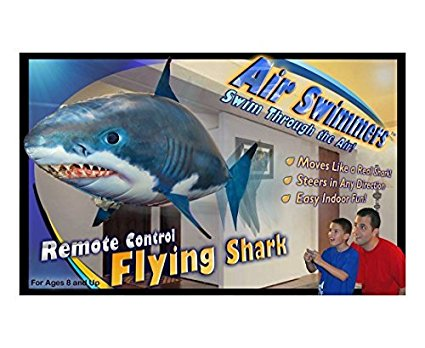 VellaDeals Flying Shark and Clownfish