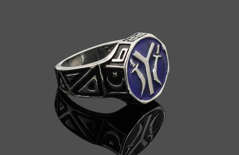 Kayi Ertugrul Ring - Moon and Stars -