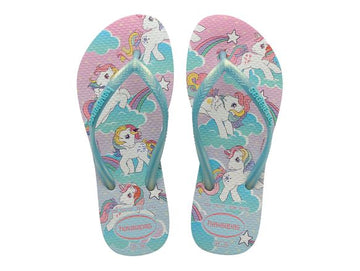 Havaiana Kids Slim 'My Little Pony' White