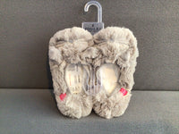 Joules cat girls slippers