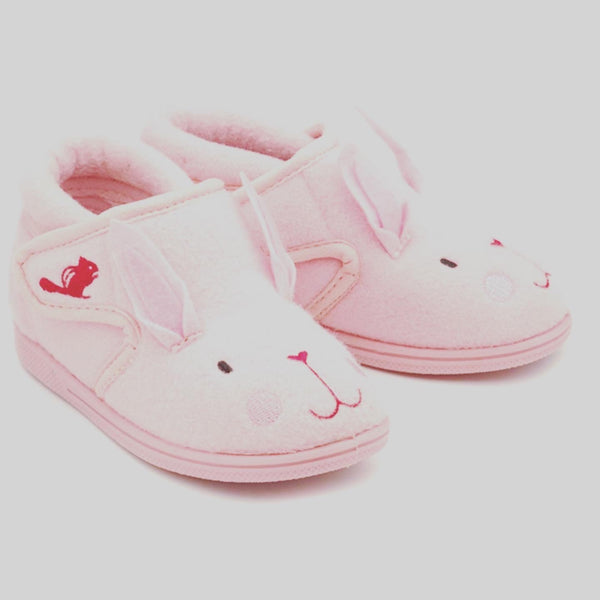Chipmonks Katie pink rabbit slipper