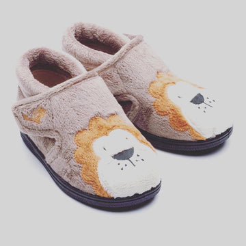 Chipmunks Lionel Lion Slipper
