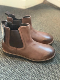 Term Chelsea Boot Brown