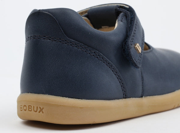 Bobux I walk Louise T Bar Navy