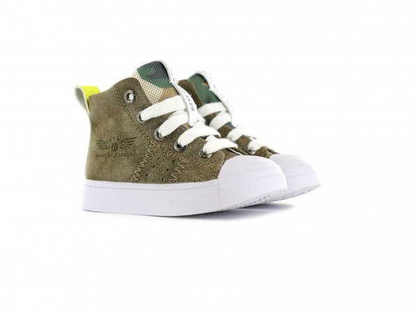 Shoes Me  SH20S009-C Green Micro Lee