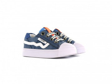 Shoes me SH20S036-H Blue Denim