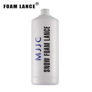 Ride Now Or Never Original Foam Lance Bottle