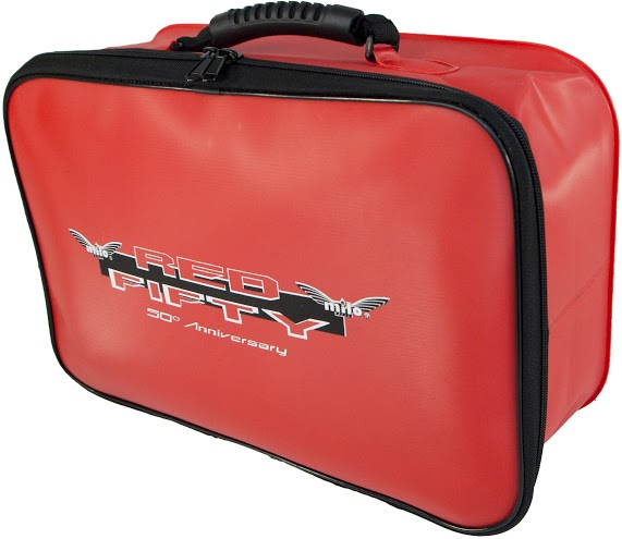 Red Fifty EVA Accessory Bags