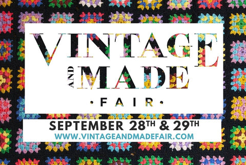 Vintage + Made Fair Fall 2020