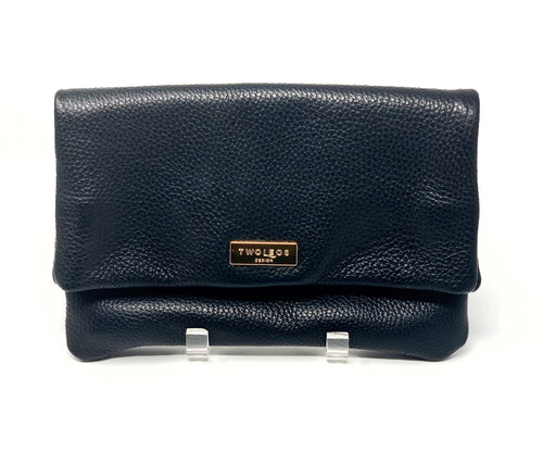 Luxe Foldover Clutch