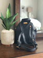 Leather Denver MINI Backpack