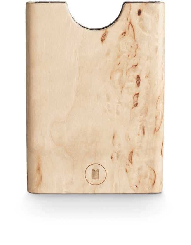 Thin King Heritage - Curly Birch - Thin King card case
