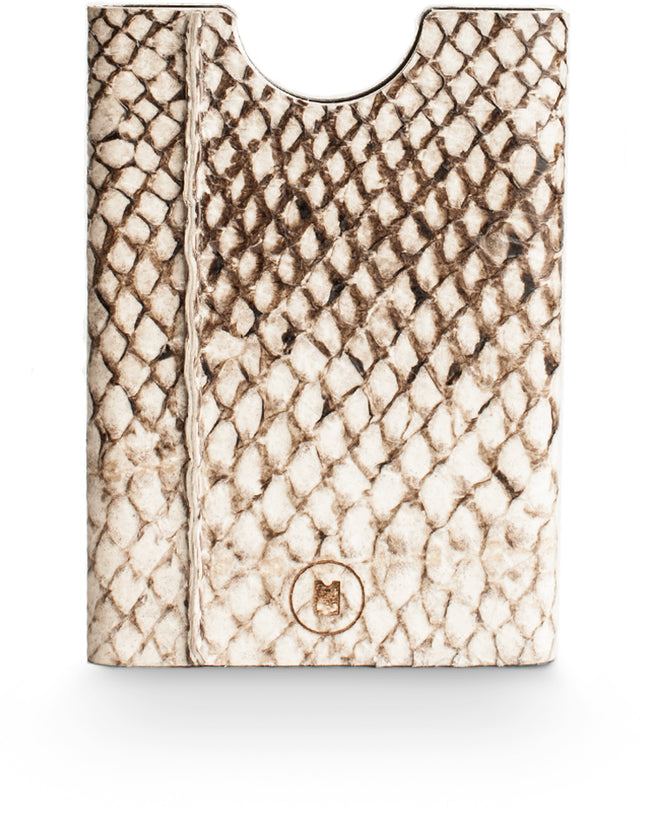 Thin King Heritage - Salmon Skin - Thin King card case