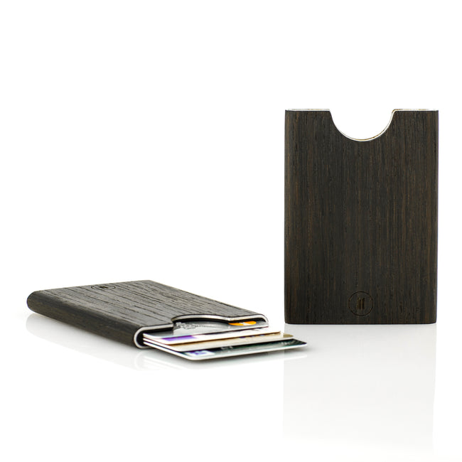 Thin King Heritage - Smoky Oak - Thin King card case