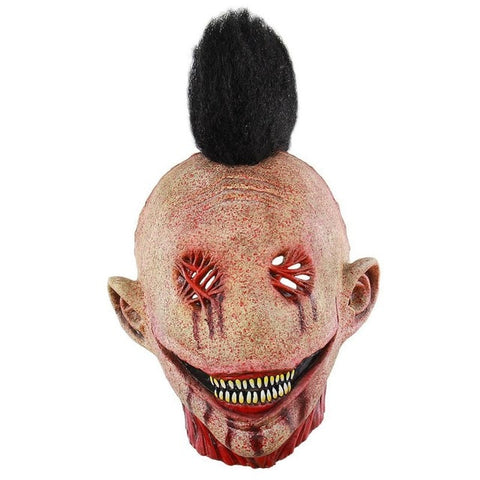 Latex Halloween Psycho Mask