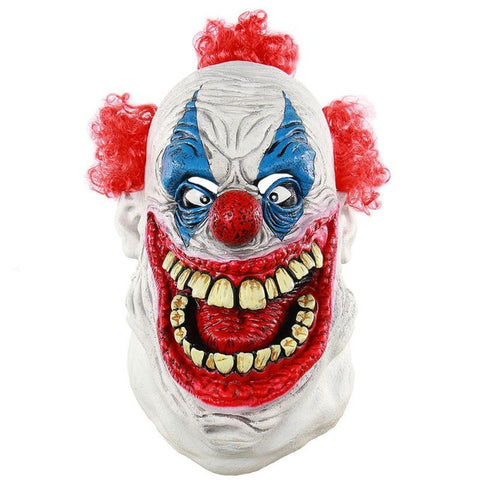 Latex Halloween Clown Mask