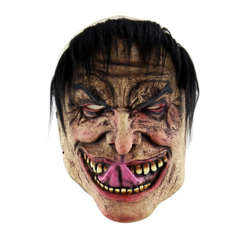 Latex Halloween Creep Mask