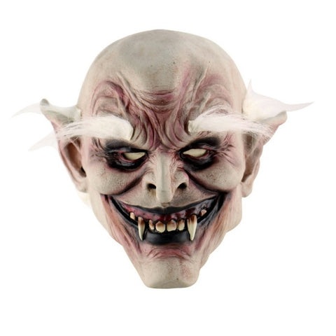 Latex Halloween Old Vampire Mask