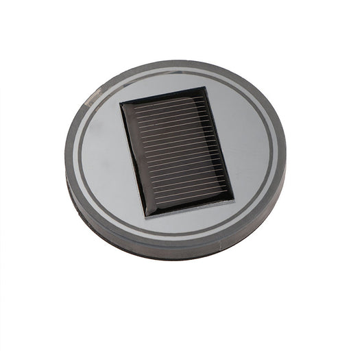 Solar Powered LED Cup Mats