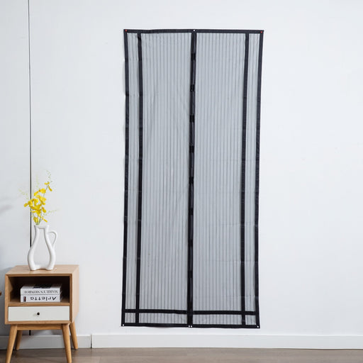 Anti Insect Curtains - Magnetic Mesh Net with Automatic Closing