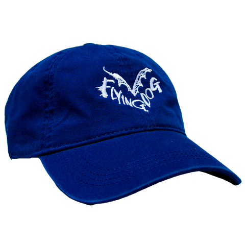 Flying Dog Blue Hat