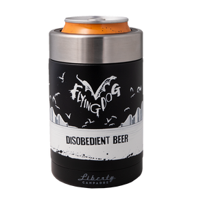 Flying Dog koldster koozie