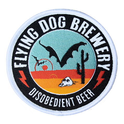 Flying Dog Patch