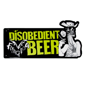 Disobedient Gonzo Tacker