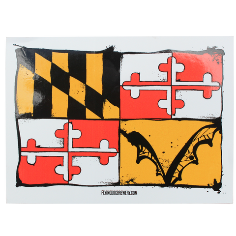 MD Pride Sticker