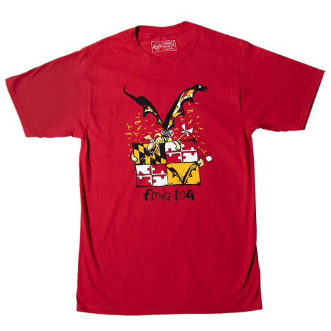 Flying Dog Maryland Shirt