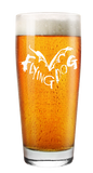 Flying Dog Pub Glass