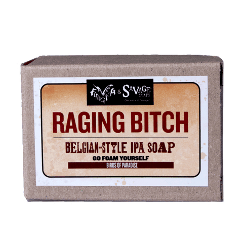 Savage Soap X Flying Dog Raging Bitch Soap