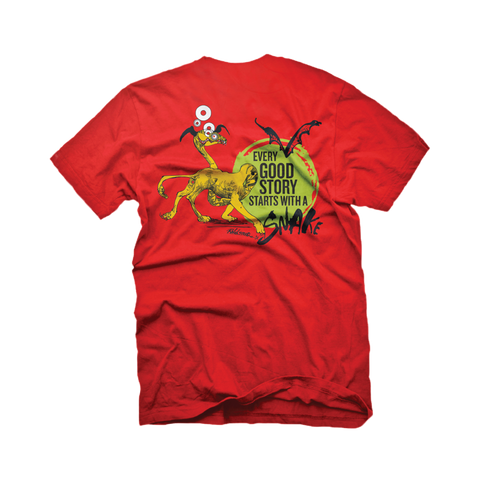 Flying Dog Snake Dog Tee