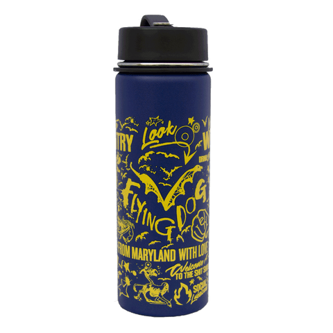 Flying Dog Liberty Water Bottle