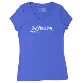 Women's Flying Dog Logo Shirt
