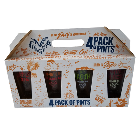 4 Pack Pints
