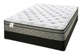 Sealy DRSG VI Eurotop Firm Mattress Set
