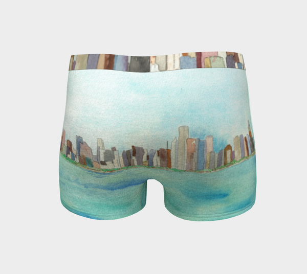 Boyshorts - Skyline