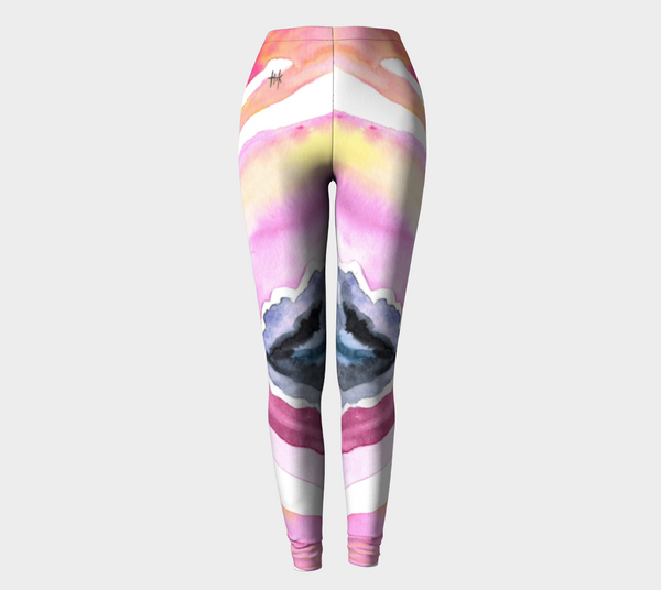 Leggings - Psychedelic Spray