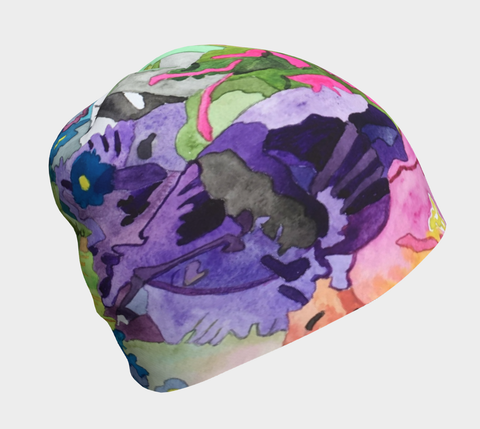 Beanie - Floral Collection
