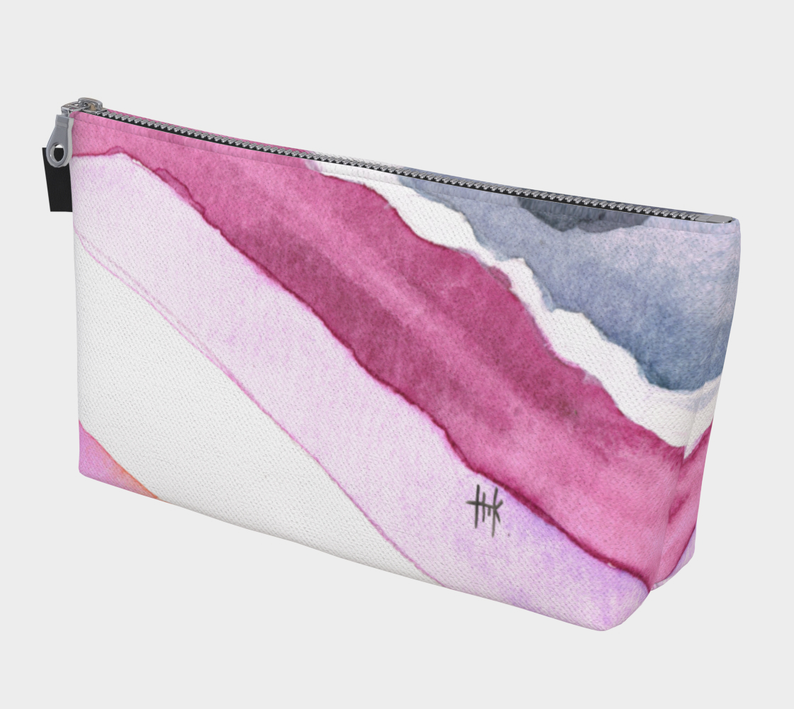 Toiletries Bag - Psychedelic Spray