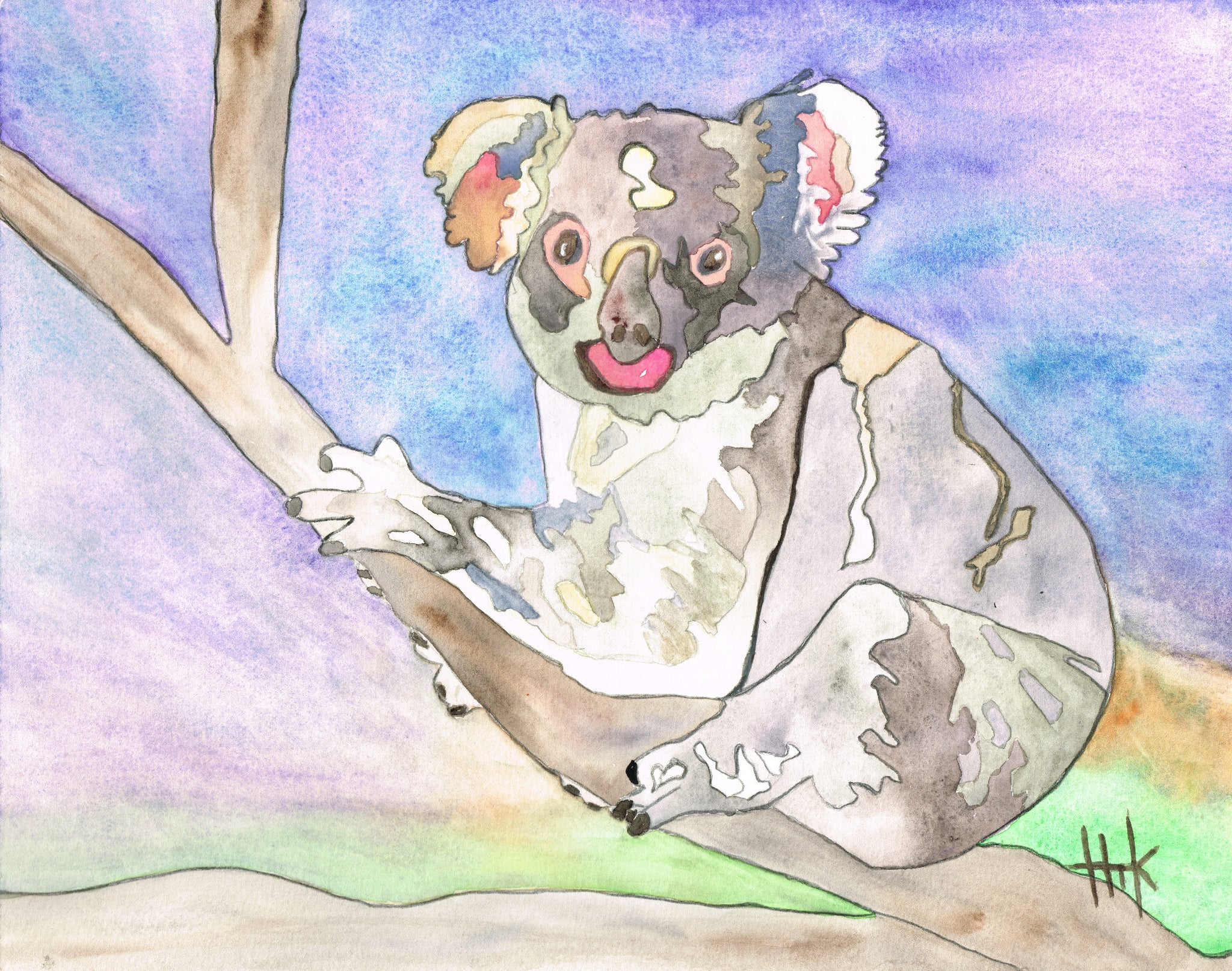 COLORFUL KOALA