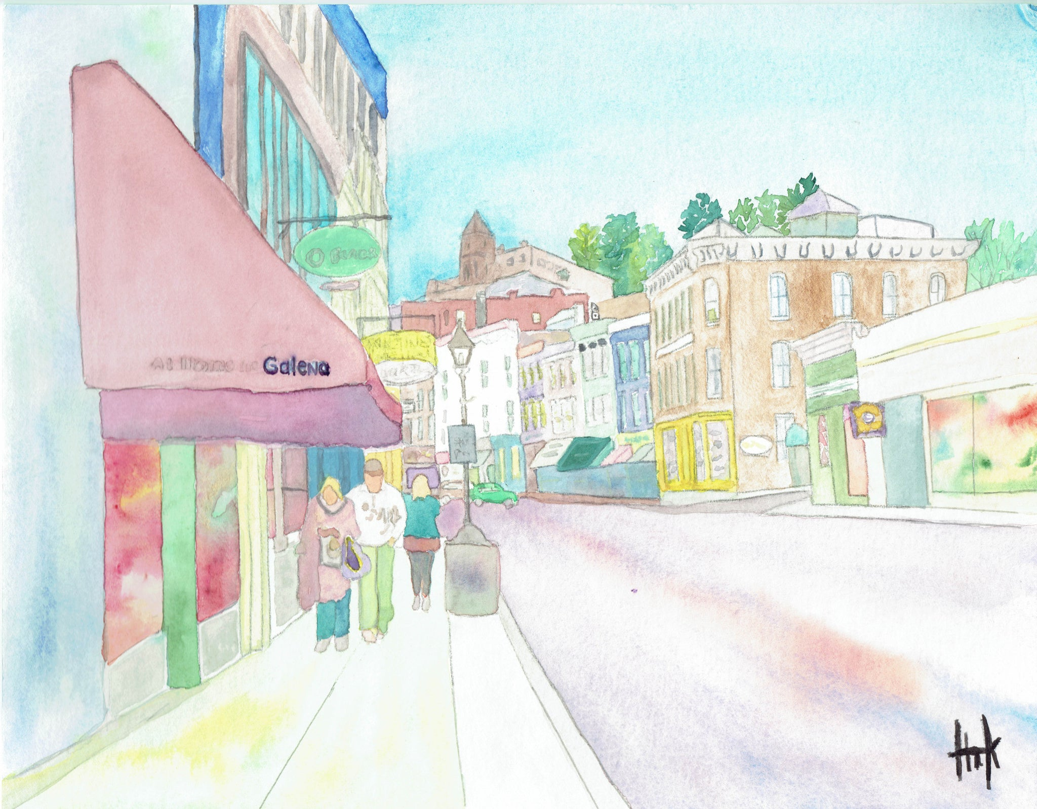 GALENA MAIN STREET - CARDS