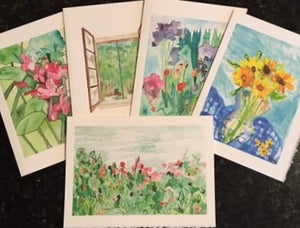 FLORALS VARIETY PACK - CARDS